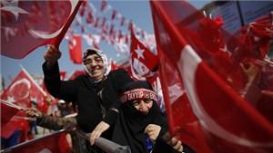 Thổ Nhĩ Kỳ tiến hành trưng cầu quyết định vận mệnh tương lai