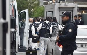 Thổ Nhĩ Kỳ triệt phá đường dây buôn người quy mô lớn nhất châu Âu