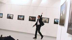 Thổ Nhĩ Kỳ: Vụ ám sát Đại sứ Nga đã được tính toán kỹ lưỡng