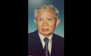 Thông báo về lễ tang đồng chí Nguyễn Văn Chính