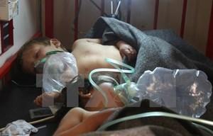 Thông tin mới nhất về chất độc trong vụ tấn công tại Syria