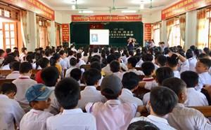 Thông tư hướng dẫn công tác xã hội trong trường học