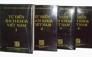 Thông tư quy định cơ chế tài chính biên soạn Bách khoa toàn thư Việt Nam
