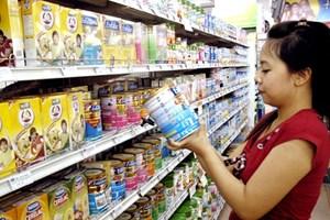 Thông tư quy định đăng ký kê khai giá sữa cho trẻ em dưới 6 tuổi