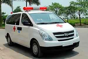 Thông tư Tiêu chuẩn sử dụng xe ô tô cứu thương