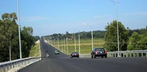 Thông xe kỹ thuật tuyến đường giao thông chiến lược Điện Biên Phủ
