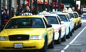 Thu hồi giấy phép kinh doanh hãng taxi không đủ 50 xe