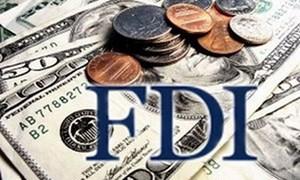Thu hút thêm 6,88 tỷ USD đầu tư trực tiếp nước ngoài