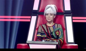 Thu Minh xúc động nhớ lại hình ảnh cố nhạc sĩ Trần Lập trên ghế nóng The Voice
