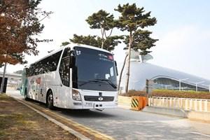 Thử nghiệm xe buýt tự lái sử dụng mạng 5G