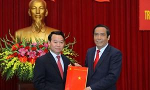 Thứ trưởng Bộ Xây dựng giữ chức Phó Bí thư Tỉnh ủy Yên Bái