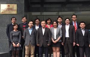 Thứ trưởng Vũ Hồng Nam tiếp Hội Khoa học và Chuyên gia Việt Nam