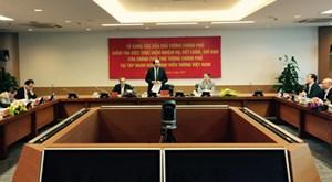 Thủ tướng khen VNPT về thành tích tái cơ cấu