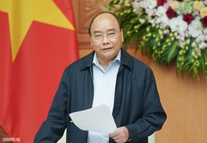 Thủ tướng chủ trì phiên họp Tiểu ban Kinh tế-Xã hội lần thứ 3