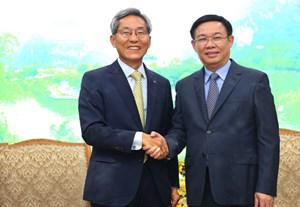 Thủ tướng đồng ý về chủ trương xem xét, cấp phép cho Ngân hàng KB mở chi nhánh thứ 2 tại Hà Nội