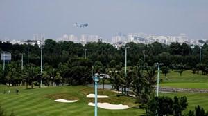 Dừng các công trình liên quan đến sân golf tại Tân Sơn Nhất