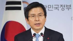 Thủ tướng Hàn Quốc Hwang Kyo-ahn từ nhiệm