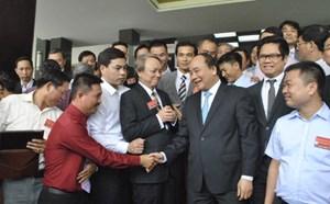 Thủ tướng Nguyễn Xuân Phúc: Không có lý gì lại không bảo vệ DN