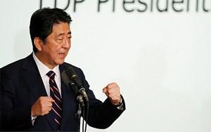 Thủ tướng Nhật Bản Abe tái đắc cử