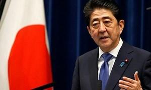 Thủ tướng Nhật kiên định sửa đổi Hiến pháp