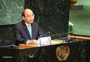 Thủ tướng: Việt Nam sẵn sàng đóng góp cho hòa bình, an ninh, phát triển và tiến bộ