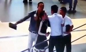 Thủ tướng yêu cầu báo cáo vụ 'đánh nữ nhân viên hàng không tại sân bay'