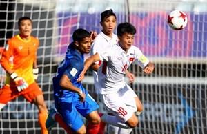 Thua đậm U20 Pháp, U20 Việt Nam 'sinh tử' với U20 Honduras
