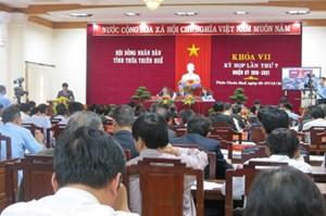 Thừa Thiên - Huế: Thu ngân sách vượt mốc trên 7.000 tỷ đồng
