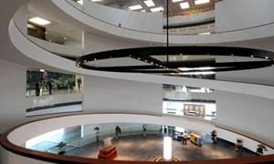 Thực hiện phần trưng bày Dự án xây dựng Bảo tàng Hà Nội