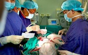 Thực hiện thành công kỹ thuật ghép 2 phổi từ người cho chết não