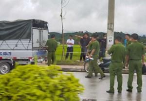 Thực nghiệm hiện trường vụ sát hại nữ sinh giao gà ở Điện Biên