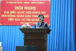 Thường vụ Thành ủy TP HCM họp cả ngày Chủ nhật kiểm điểm ông Tất Thành Cang