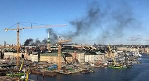 Thụy Điển: Nổ lớn tại thủ đô Stockholm, ít nhất 5 người bị thương