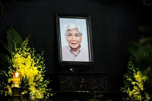 Tiễn biệt nhà thơ Việt Phương - người đổi mới quyết liệt