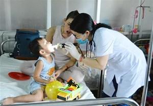 Tiền Giang có ca tử vong đầu tiên do bệnh tay chân miệng