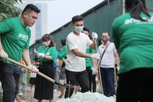 Tiền vệ Quang Hải trở thành Đại sứ bảo vệ môi trường