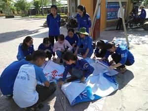 Hà Tĩnh: Huy động hơn 1.400 thanh niên tình nguyện tiếp sức mùa thi THPT quốc gia 2019