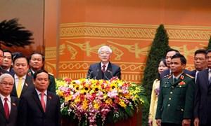 Tiểu sử các Ủy viên Bộ Chính trị khóa XII