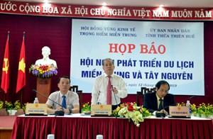 Tìm giải pháp đột phá phát triển du lịch khu vực miền Trung - Tây Nguyên
