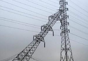 Tìm ra nguyên nhân đổ cột điện đường dây 220KV Hải Phòng - Đình Vũ