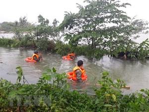 Tìm thấy thi thể nạn nhân bị nước cuốn trôi tại Quảng Trị