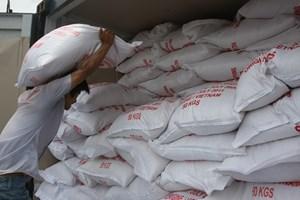 Tín hiệu vui trong xuất khẩu gạo