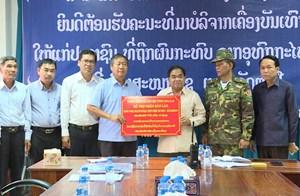 Tỉnh Gia Lai hỗ trợ 300 triệu đồng sự cố vỡ đập thủy điện ở Lào