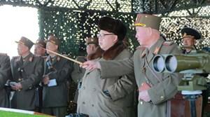 Bán đảo Triều Tiên vẫn gia tăng căng thẳng