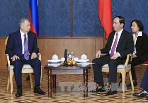 Tỉnh Kaluga (Nga) muốn trở thành đối tác tin cậy của Việt Nam