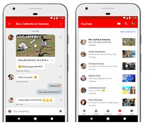 Tính năng mới biến YouTube thành một ứng dụng nhắn tin di động thông minh