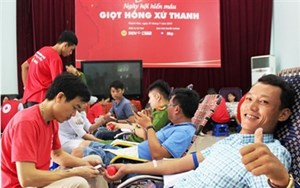 Thanh Hóa: 3.000 người hiến máu tình nguyện