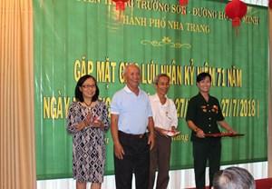 Tổ chức kỷ niệm ngày Thương binh - Liệt sỹ cho gần 80 thương binh, bệnh binh