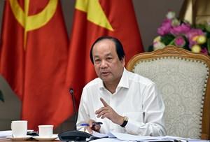 Tổ công tác của Thủ tướng: 'Rừng' thủ tục hành DN
