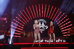 Tóc Tiên, Thu Minh lần đầu song ca trên sân khấu